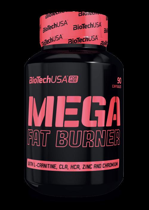 BioTech USA Mega Fat Burner For Her 90 tablet