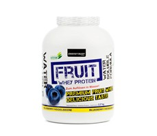 EnergyBody FRUIT Whey Protein 2270 g borůvka