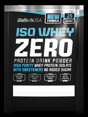 BioTech Iso Whey Zero 25 g Čokoláda
