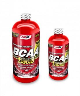 Amix BCAA New Generation 1000 ml + 500 ml zdarma Citron-limeta