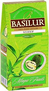BASILUR Magic Green Soursop papír 100g