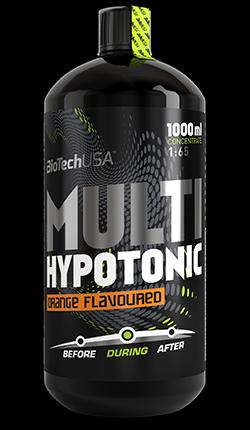 BioTech Multi Hypotonic Drink 1000 ml Ananas