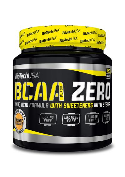 BioTech USA BCAA Flash Zero 700g Ananas-Mango