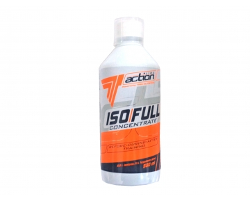 Action Line Isofull 500 ml pomeranč