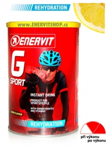 Enervit G Sport 420 g citron