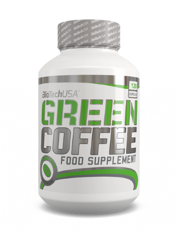 BioTech USA Green Coffee 120 tablet