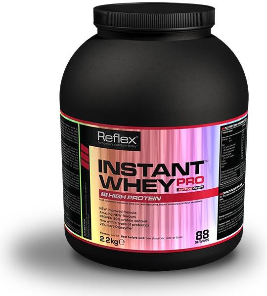 Reflex Instant Whey PRO 2200 g vanilka