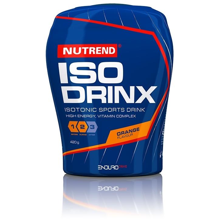 NUTREND ISODRINX 840g pomeranč