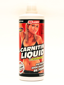 XXLabs L-Carnitin Liquid 66700 1000ml