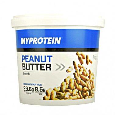 MyProtein máslo 1000g Arašídové