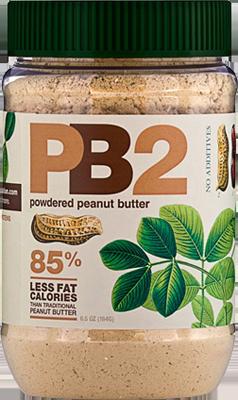 PB2 Arašídové máslo v prášku 184g