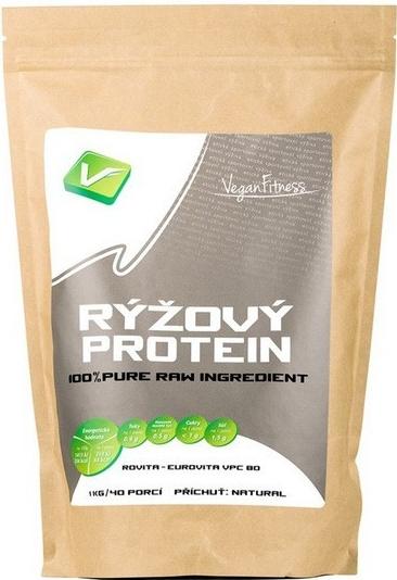 Vegan Fitness Rýžový protein 1000g