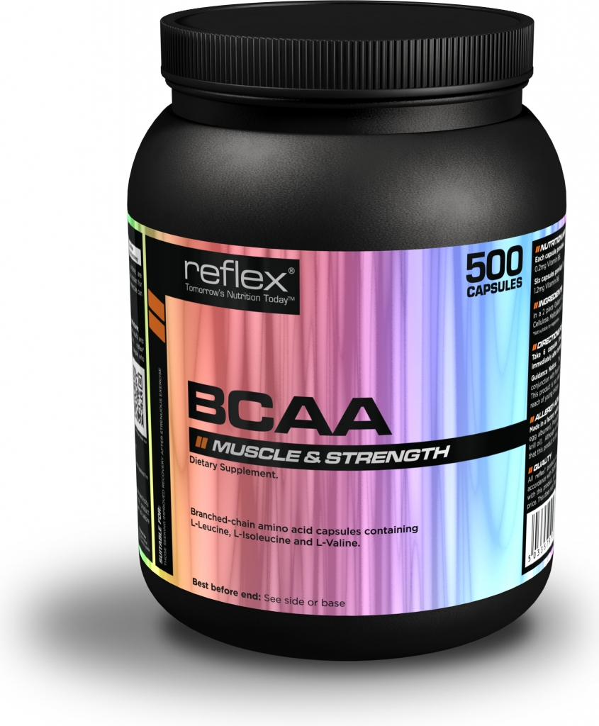 Reflex Nutrition BCAA 500 tablet