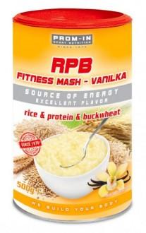 PROM-IN Knuspi RPB Fitness Mash – vanilka - 500g