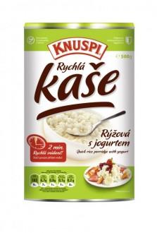 Knuspi Rychlá kaše Rýžová s jogurtem 500g