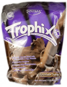 Syntrax Trophix 5.0 2280g čokoláda