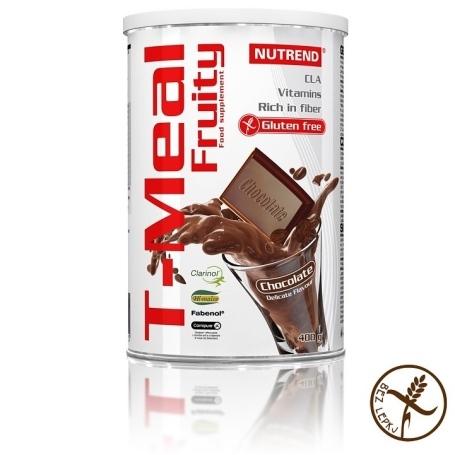 Nutrend T-Meal Fruity 400g čokoláda
