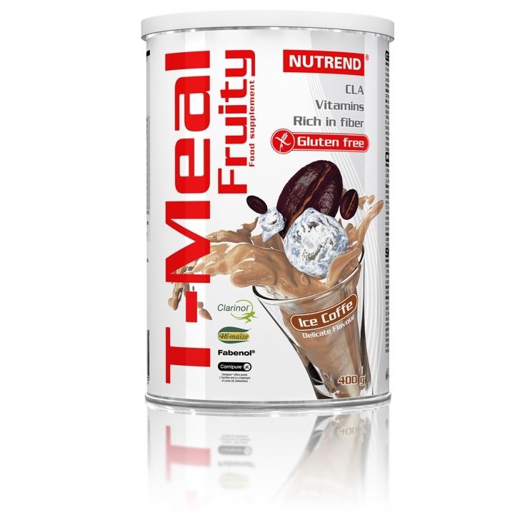 Nutrend T-Meal Fruity 400g ledová káva