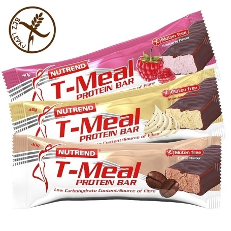 Nutrend T-Meal Protein Bar 40g stracciatella