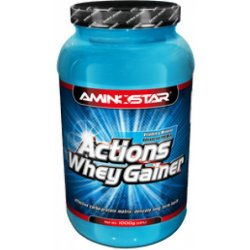 Aminostar Whey Gainer ACTIONS 7000 g jahoda