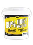 No Limit 80% Whey Protein 2200g vanilka