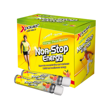 Aminostar Xpower Non-stop Energy 10 x 25 ml grep