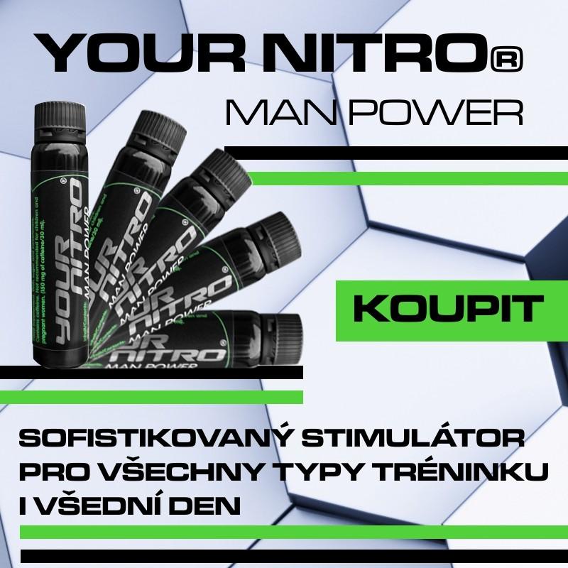 EnergyBody Your Nitro Man Power 720 ml